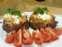 Такой Ужин Всем понравится Потрясающее горячее блюдо СНЕЖНЫЕ СУГРОБЫ Сочные стожки из фарша Dinner