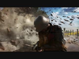 Battlefield v официальный трейлер