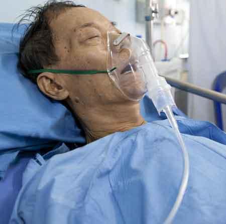 Некоторые виды респираторных заболеваний требуют дополнительного кислорода.