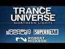 Trance Universe Northern Lights : Moscow Club Theatre (10.11.18)