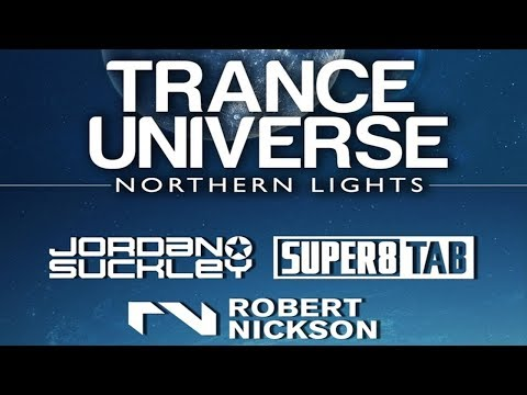 Trance Universe Northern Lights Moscow Club Theatre (10.11.18)