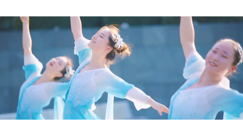 Chinese Dance-Feng Zheng Wu 优雅中国舞《风筝误》 [HD]