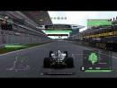 F1 2017 9 сезон 2 этап Китай. Свободная практика 2