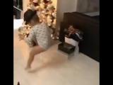 Смешной танец