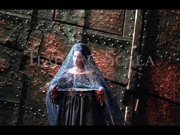 Darina Takova : Lucrezia Borgia, Teatro alla Scala - M'odi ah m'odi