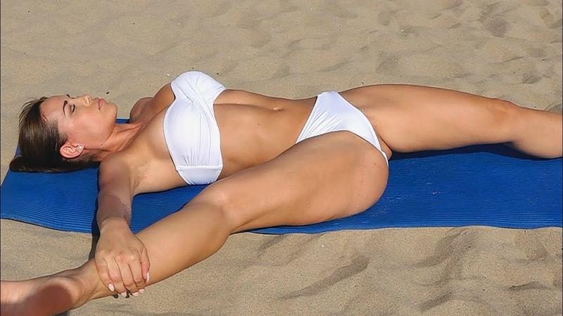 Sexy Bikini Yoga | Intense Flexibility!