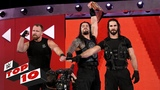 Top 10 Raw moments: WWE Top 10, August 20, 2018