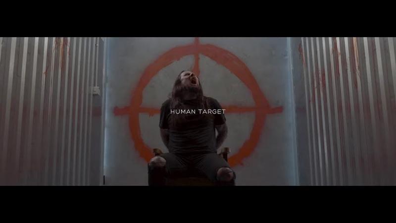 THY ART IS MURDER - Human Target (OFFICIAL MUSIC VIDEO)