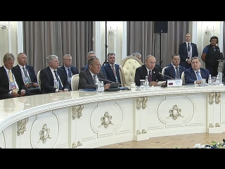 Итоги недели: в Казахстане после 20 лет обсуждений подписана Каспийская конвенция. ФАН-ТВ
