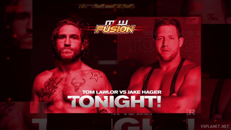 Tom Lawlor vs. Jake Hager, MLW Fusion 20 (31.08.2018)