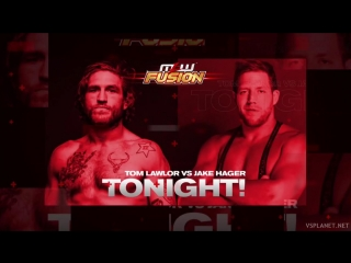 Tom Lawlor vs. Jake Hager, MLW Fusion #20 (31.08.2018)