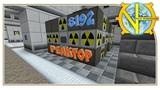 Урановый ядерный реактор на 8192 в тик