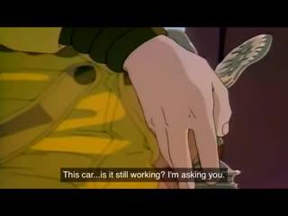 Dio made touching a car a hot thing...