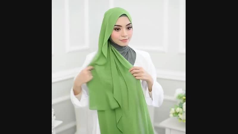 Gorgeous Hijab Tutorial