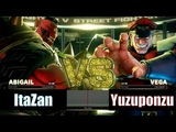 SFV Itabashi Zangief vs Yuzuponzu