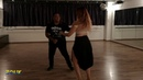 Val Clemente Vanessa Bonilha, ZoukRUSH Nov 2018 at Zouk Dance Academy - Sat party improv