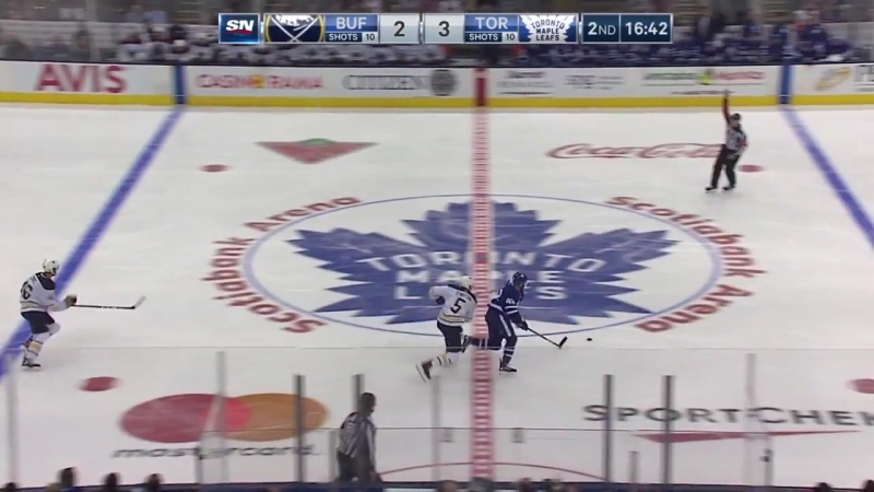 Buffalo Sabres vs Toronto Maple Leafs – Sep.21, 2018 _ Preseason _ Game Highligh