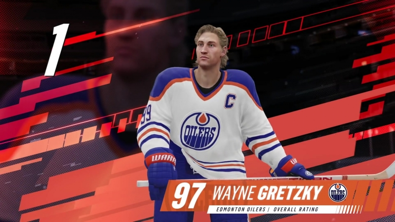 NHL 19 Hockey Legends ft. Gretzky, Lemieux, Messier, Selanne, Forsberg, Beliveau