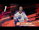 NHL 19 Hockey Legends ft Gretzky Lemieux Messier Selanne Forsberg Beliveau
