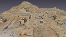 3D-Laserscan of the Saite shaft tombs in Saqqara