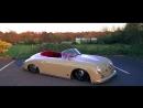 Porsche 356 Speedster On Air Ride