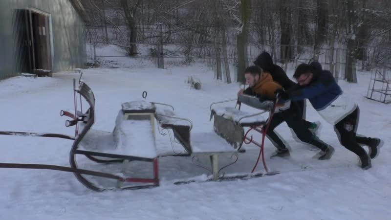 Вожатское видео, зима 2018