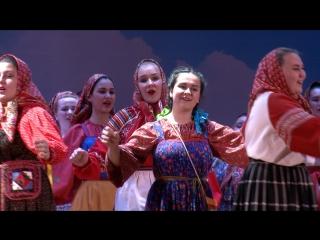 VI Всероссийский фестиваль-конкурс народного творчества Гавриловские гуляния