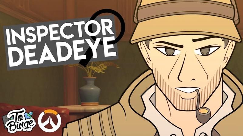 Inspector Deadeye (New Overwatch Series)