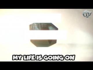 Burak Yeter & Cecilia Krull - My Life Is Going On (Burak Yeter Remix) (Lyric Vid_HD