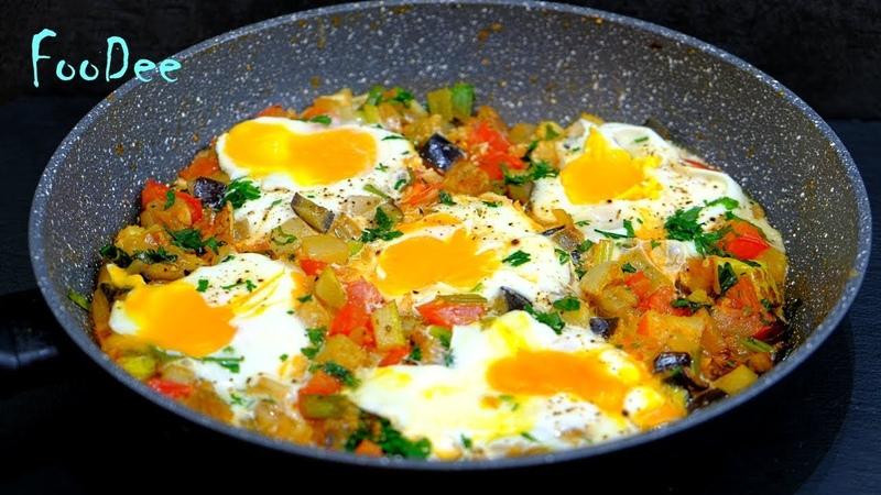 Тюнингованный завтрак – готовлю такой завтрак регулярно – ПОЛЕЗНО, быстро и вкусно!