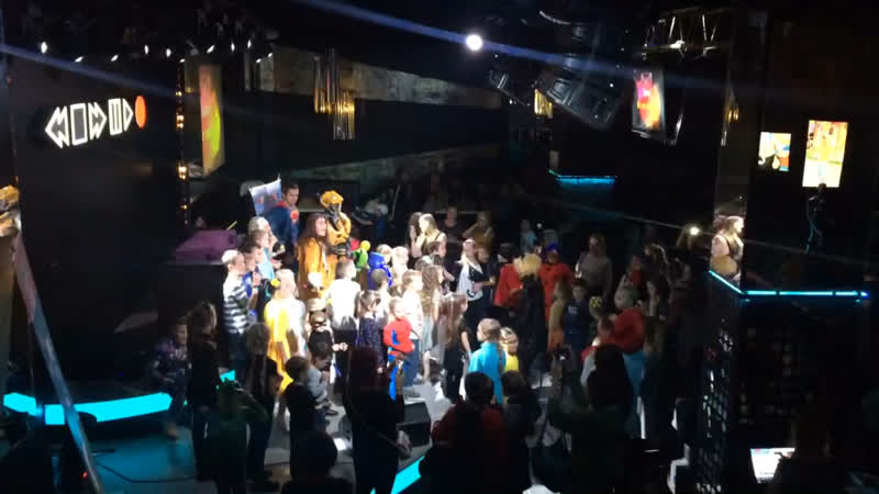Energy Kids Party -СуперГерои