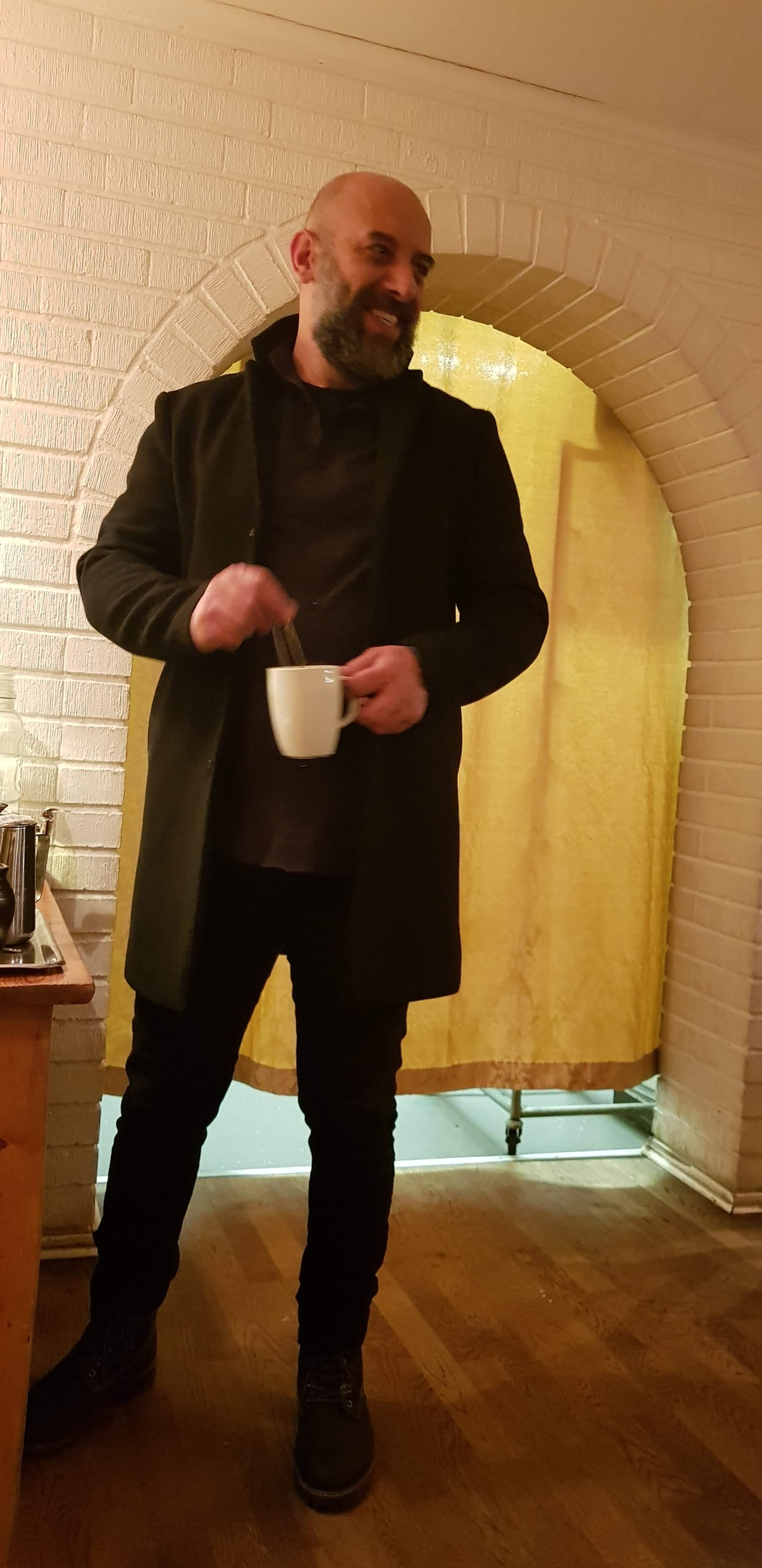 Misha, 42, Uppsala