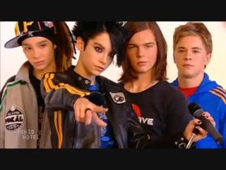 Новый документальный фильм о Tokio Hotel от телеканала VOX из цикла