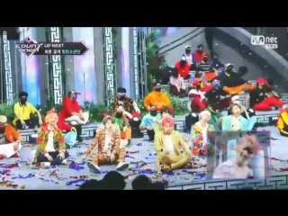 180830 BTS Coming Up Next @ M!Countdown