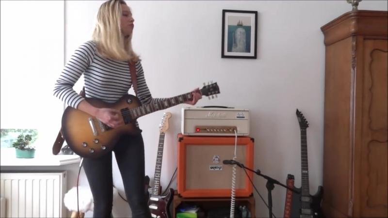 Moth Into Flame - Metallica full guitar play along (1)