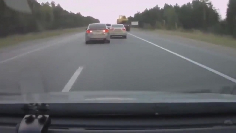 Да и такое случается на дороге! 18!