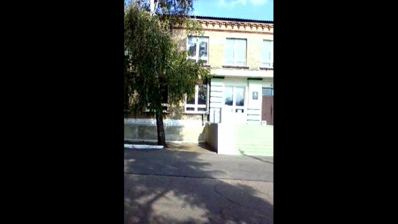 школа 42 Никитовка(центральный вход