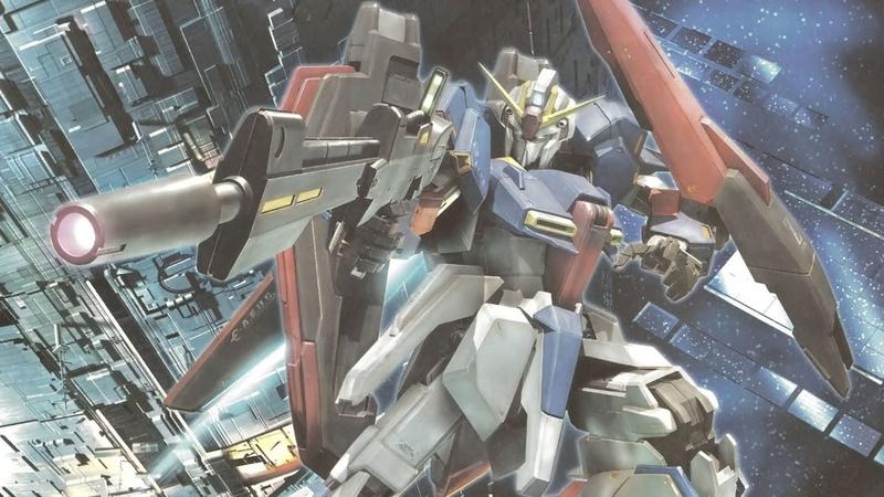 Mobile Suit Zeta Gundam A New Translation - Opening (HD) - Metamorphoze