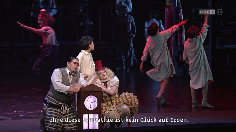 Salzburger Festspiele 2018 - Wolfgang Amadeus Mozart: Die Zauberflote (Salzburg, 04.08.2018) - Акт I