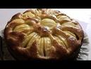 Шарлотка с яблоками. Любимый летний пирог.