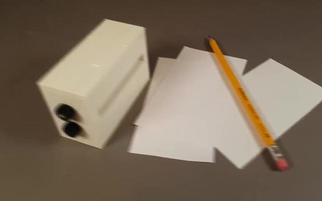 принтер для денег из Лего