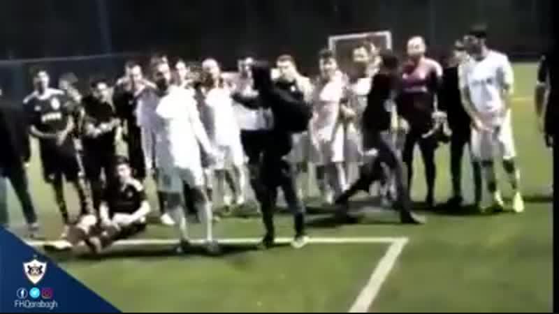 FC Qarabagh - İmaret Tayfa