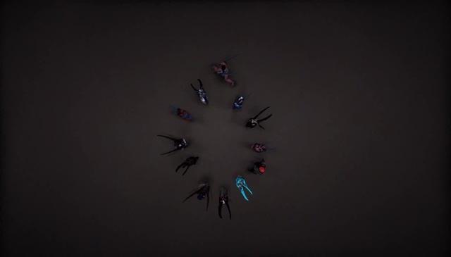 Black Desert -Lahn Залипательные движения · coub, коуб