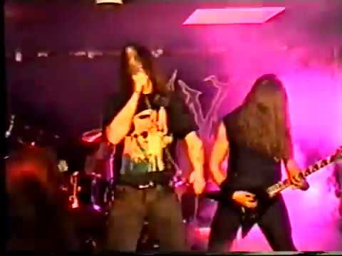 Seance - Live At Jukebox Norrköping, Sweden 11-04-1992
