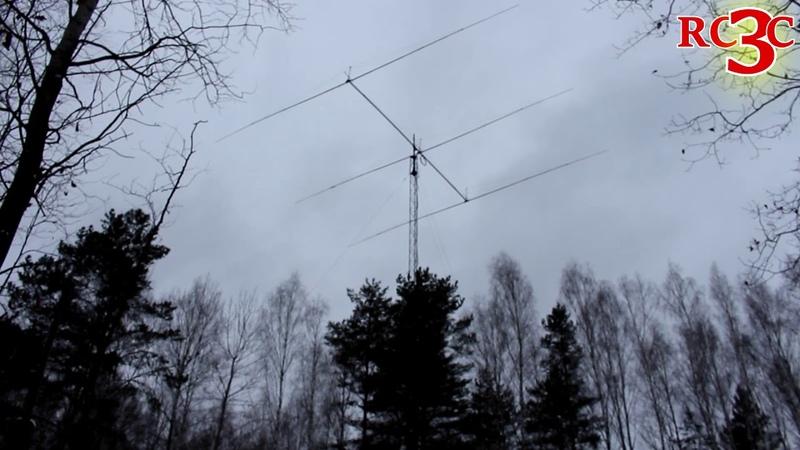 UF5D позиция 02.12.2018 , антенны шек hamradio hamr UF5D