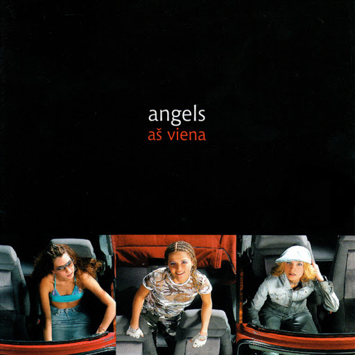 Angels альбом Aš Viena