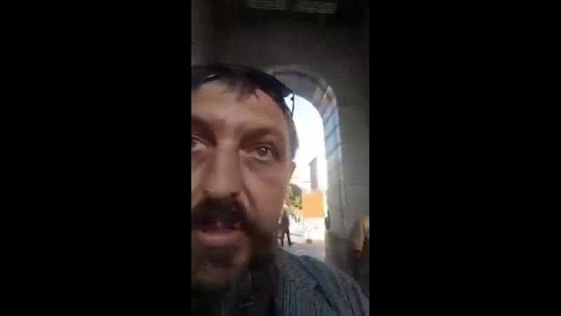 Мусора на Майдані викрадають людей і вивозять в невідомому напрямку
