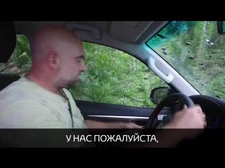 Тимофей Баженов и Toyota Fortuner