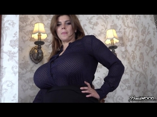 Xenia Wood - Bursting Buttons Blouse (trailer)