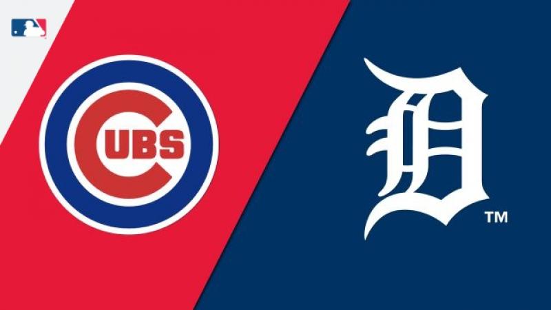 IL / 22.08.2018 / CHI Cubs @ DET Tigers (2/2)